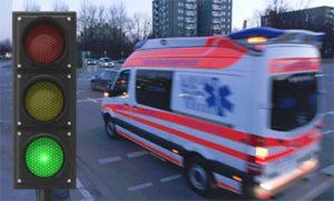 emergency vehicle traffic signal preemption